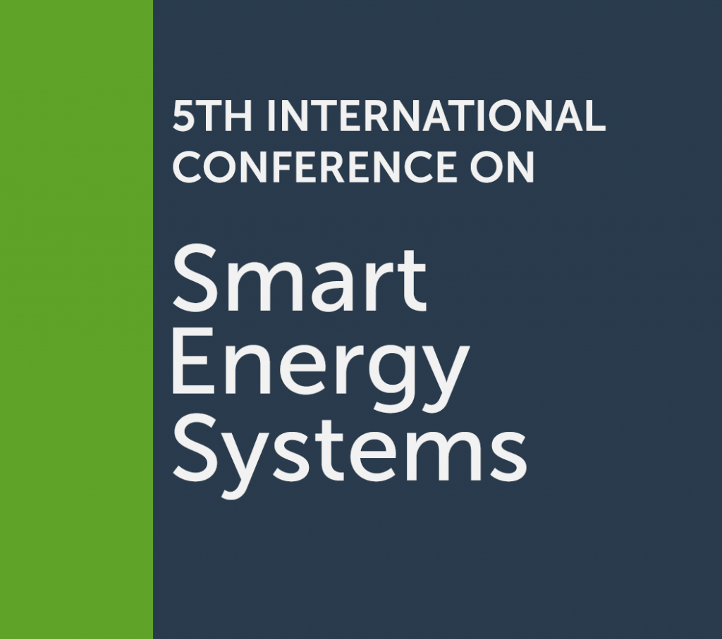 5th International Conference on Smart Energy Systems