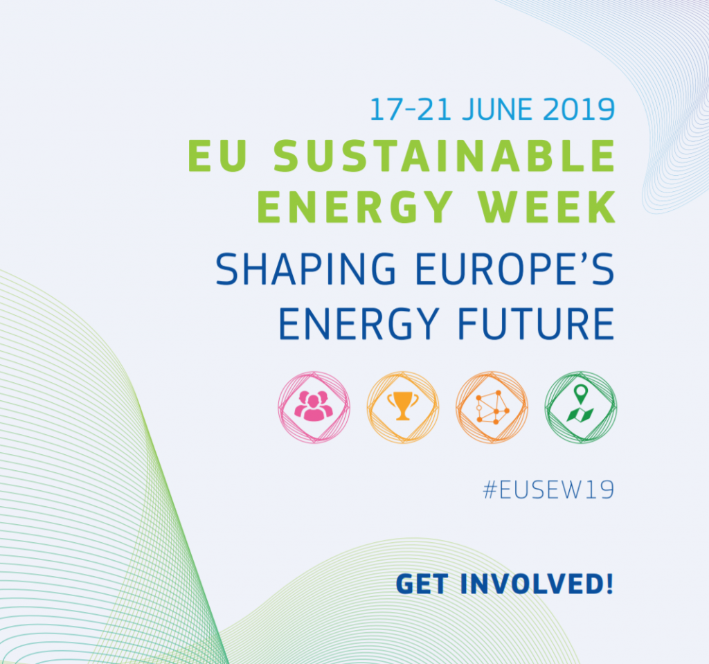 RE-INVEST at #EUSEW19