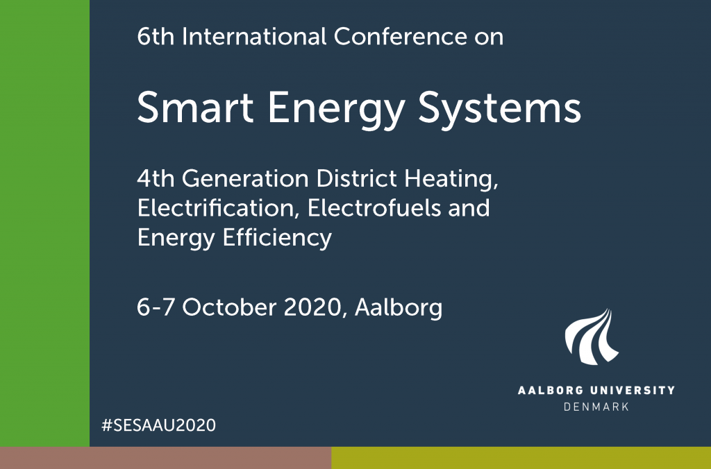 6th International Conference on Smart Energy Systems